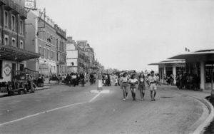 Entre 1950 et 1955